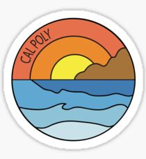Cal Poly SLO Sticker