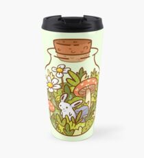 Bunny in a Bottle Travel Mug