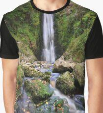 Glenevin Waterfall Graphic T-Shirt