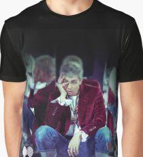 Rap Monster - Wings Graphic T-Shirt