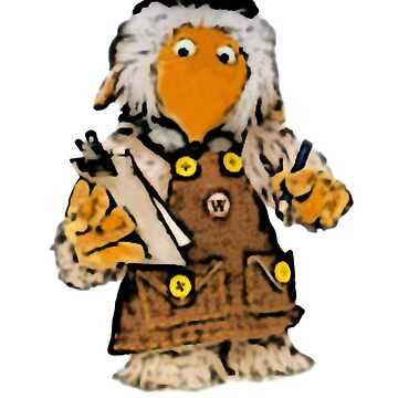 Womble Tobermory by sketchie