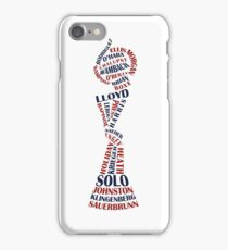 USA Women Soccer World Champions 2015 iPhone Case/Skin