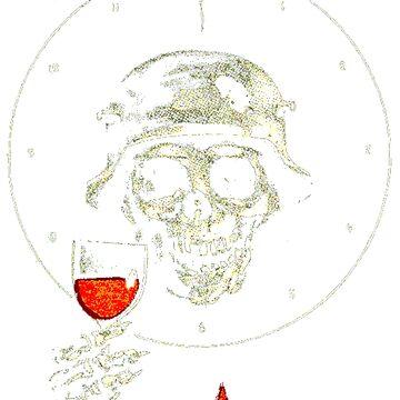 Russian Propaganda Skull by GhostGravity