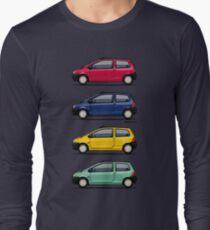 Renault Twingo 90s Colors Quartet T-Shirt