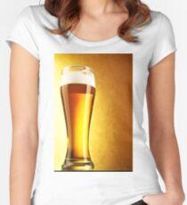 Beer Women's Fitted Scoop T-Shirt