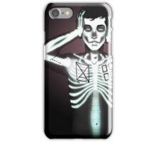 see the bones glow as they break free iPhone Case/Skin