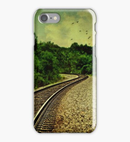 Comin' round the mountain iPhone Case/Skin