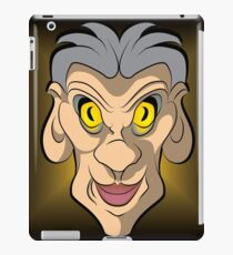 Looking Back From The Dark Side iPad Case/Skin