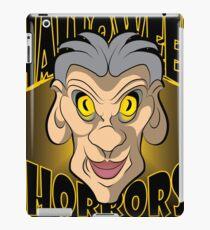 HALLOWEEN HORRORS iPad Case/Skin