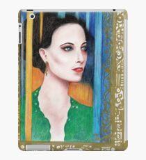 Art Nouveau Irene Adler iPad Case/Skin