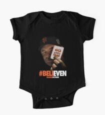 Giants Wild Card: #BeliEVEN Kids Clothes
