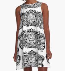 Dice Deco D20 A-Line Dress