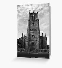 Holy Trinity Church, Hobart Greeting Card