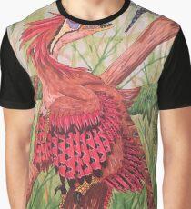 Microraptor Graphic T-Shirt
