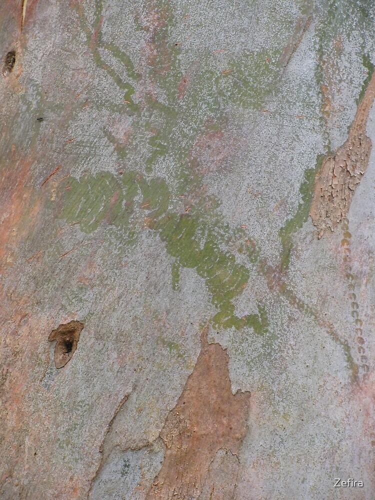 tree marks by Zefira