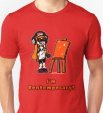 Contemporary Artist! Unisex T-Shirt