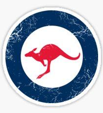 Military Roundels - RAAF - Royal Australian Air Force Sticker