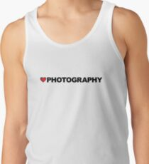 Love Photography Tank Top