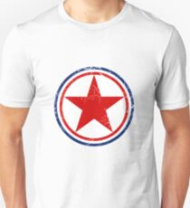 Military Roundels - Korean Peoples Army Airforce T-Shirt