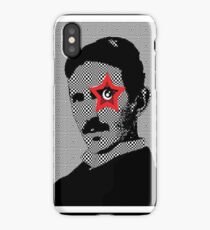 Tesla Rocks! iPhone Case/Skin