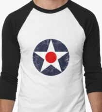 Military Roundels - United States Army Aviation Corps - USAAC T-Shirt