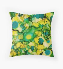Inkwell 006 Throw Pillow