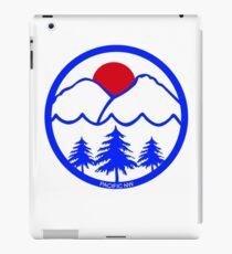 Pacific Northwest  iPad Case/Skin
