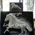 Galan - Song of Pegasus by louisegreen