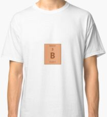 Boron Element Classic T-Shirt