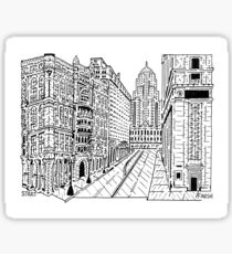 The Rookery Maze Sticker