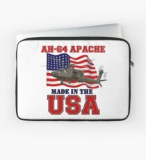 AH-64 Apache Made in the USA Laptop Sleeve