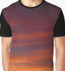 Fiery Graphic T-Shirt