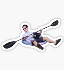 Filthy Frank Rowing Sticker