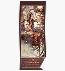 BBC Merlin: The Dragon Rises (World Tree) Poster