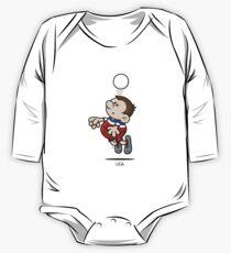 2014 World Cup - USA One Piece - Long Sleeve