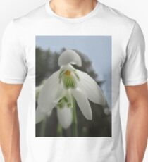 Snowdrops In The Forest T-Shirt