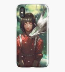 Spirited Away  iPhone Case
