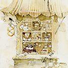 sweet shop by Natalya   Tabatchikova