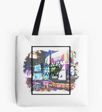 Broadway Aesthetic Tote Bag