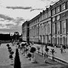 Hampton Court Palace by Astrid Ewing Photography