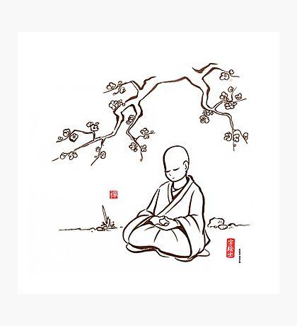 Meditation Photographic Print