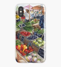 Fresh Veggies iPhone Case