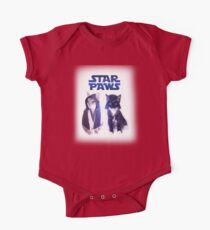 Star Wars Cats One Piece - Short Sleeve