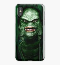 The Creature iPhone Case