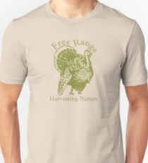 Free Range Turkey Slim Fit T-Shirt