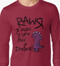 Rawr Long Sleeve T-Shirt