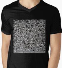 Snowstorm Men's V-Neck T-Shirt
