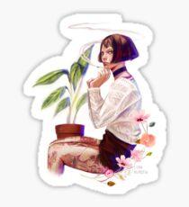 Mathilda Lando Sticker