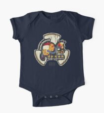 Radiocative Fallout Inspired T-Shirt Kids Clothes