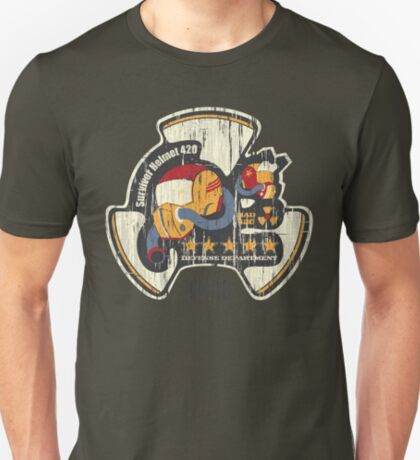 Radiocative Fallout Inspired T-Shirt T-Shirt